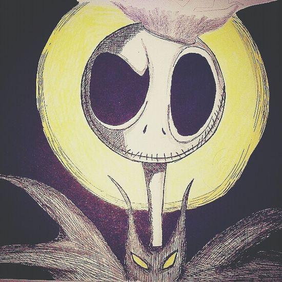 Jack skellington!! Jackskelleton Timburton Drawing Yeah