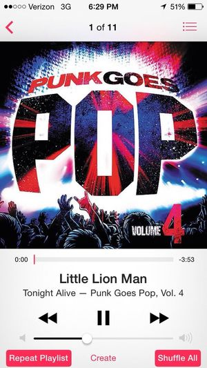 My new favorite song Epic Music Punk Goes Pop Punk Goes Pop <3