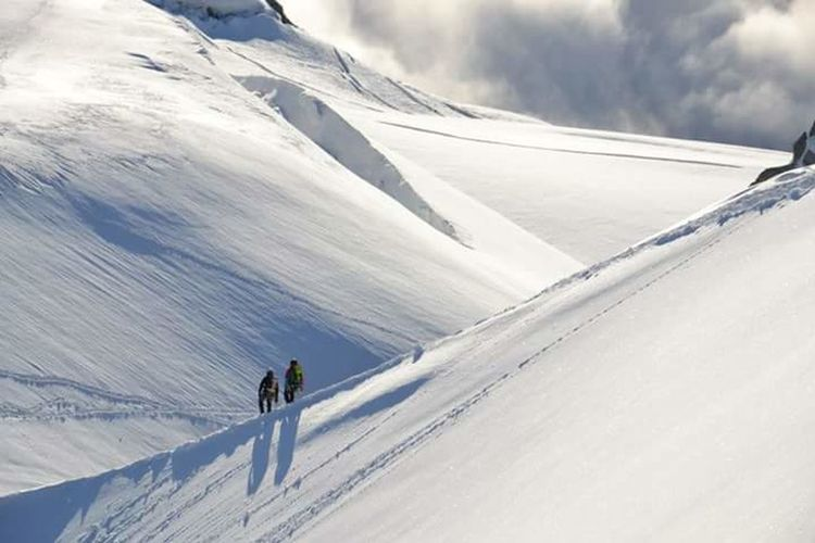 Nofilter Nofilter#noedit Mont-Blanc MoutainsMountain View Alpinism Enjoying Life Aiguilledumidi EyeEm Best Shots Go Higher