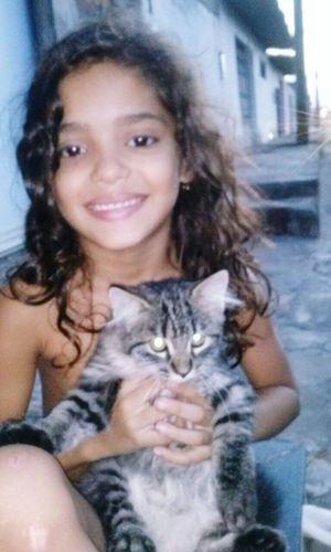 Pet Portraits Cats 🐱 Kids Domestic Cat Lovekids SORRISO ツ