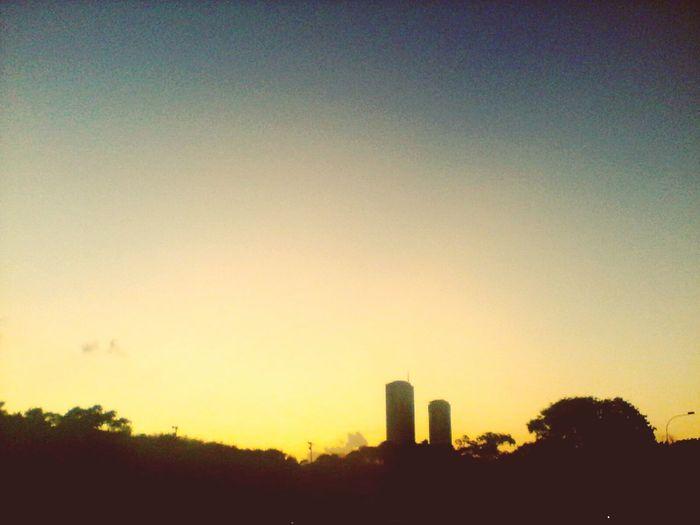 Relaxing Sky Pollution In My World Imagen