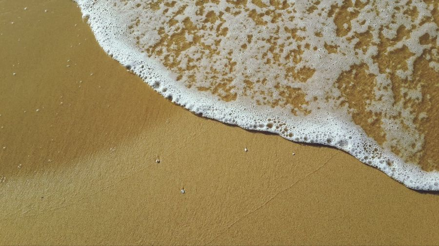 Sea Water Beautiful Beach Deceptively Simple