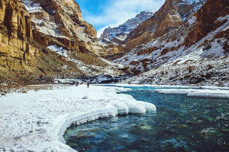 Winter Chadar