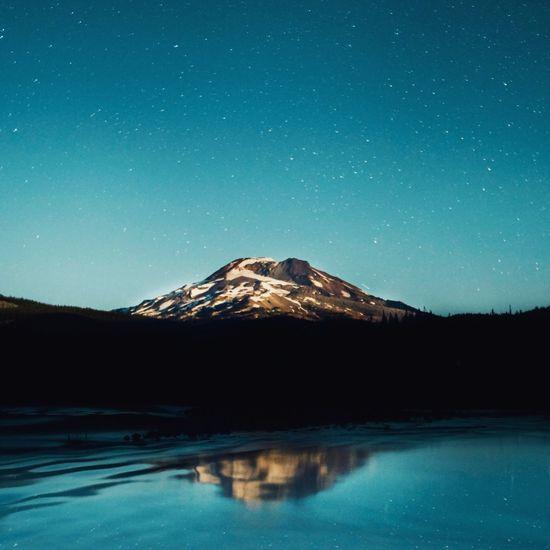 Milky Way Night Photography Adventure Stars Mountain Sky Scenics - Nature Snow Night Beauty In Nature Star - Space Nature Mountain Peak Astronomy Tranquility