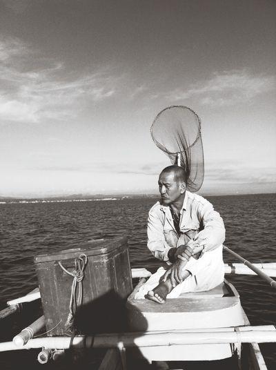 EyeEm Best Shots B&W Collection reminisce in the sea. Eyeem Philippines Eye4photography