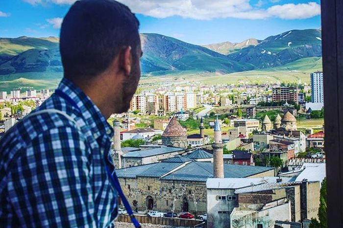 Me Amazing Nice Turkey Erzurum Beautiful Relaxingday Hello Traveling Travel Nature Fresh Mountains Damla_projesi Cityscape