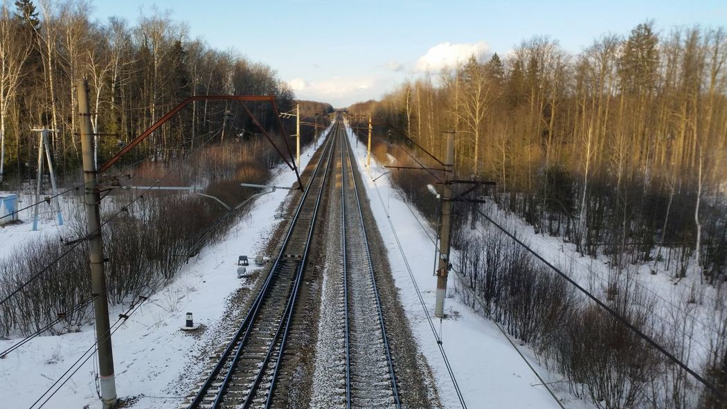 Railway Beautiful Железная дорога РЖД