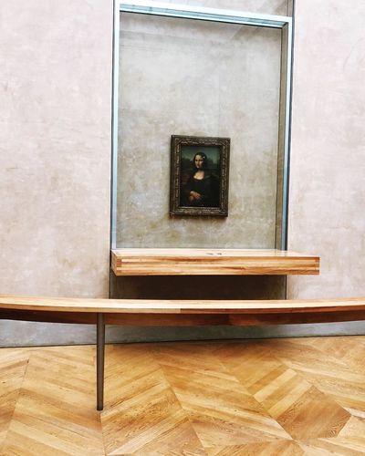 Mona. Mona Lisa