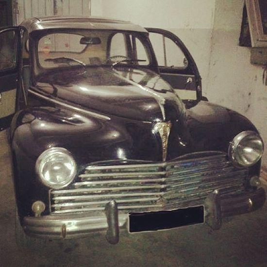 Peugeot 203 Instacars Oldcars vintage 50's france msaken tunisie