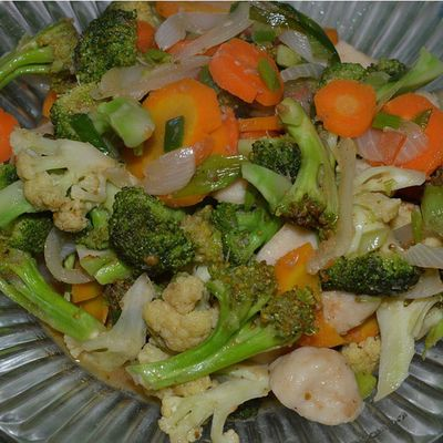 """Capcus"", sedikit mencoba menu oriental katanya...Makanan Masakan Masakanindonesia Masakanrumah Masakanrumahan Food Foodies Cook  Cooking Chef Koki Kuliner Culinary Cullinary"
