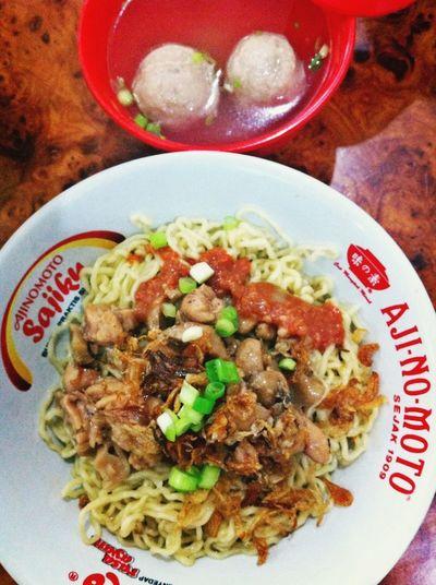 Noodles Bakmie EatingFood