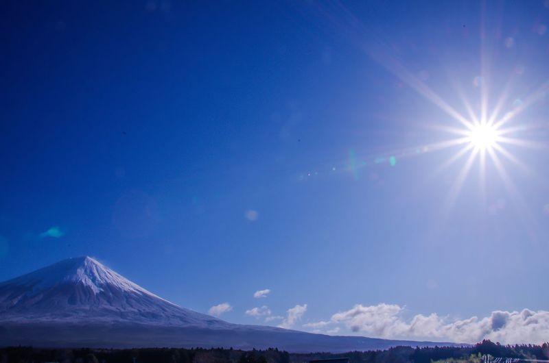 Mt.Fuji Sky