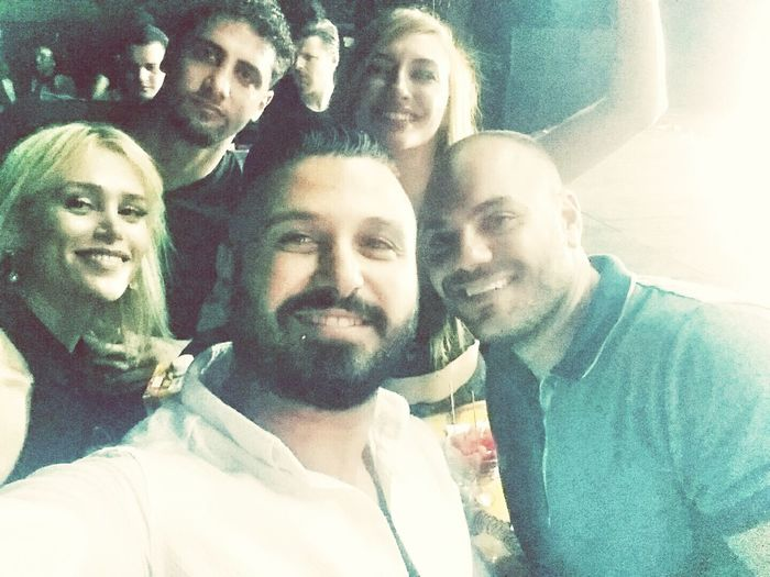 Firends  Eyeem Firends EyeEmBestPics EyeEm Gallery Clup Disko Girne Girne/ Kıbrıs Happy Happy People Happy Time Cyprus Kıbrıs Selfie ✌ Selfi Friendship Men Crowd Teamwork Togetherness Group Of People Portrait Women Cheerful Music Concert Photo Messaging Selfie