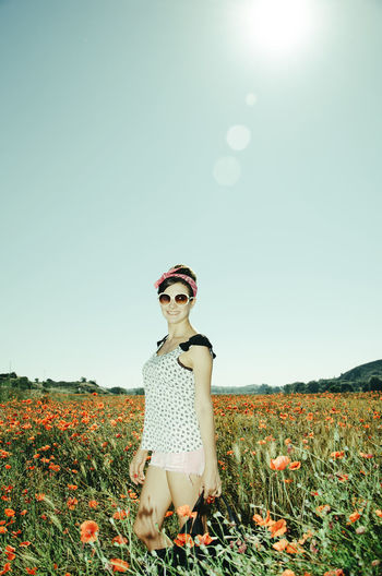 50's Style 60's Picnic Beauty In Nature Day Field Girl In Poppy Field Leisure Activity Lifestyles Non-urban Scene Old Style Outdoors Picnic Poppy Fields Poppy Flowers Portrait Pretty Girl Red Flowers Remote Retro Style Scenics Spring Flowers Spring Has Arrived Summer Views Sunshine