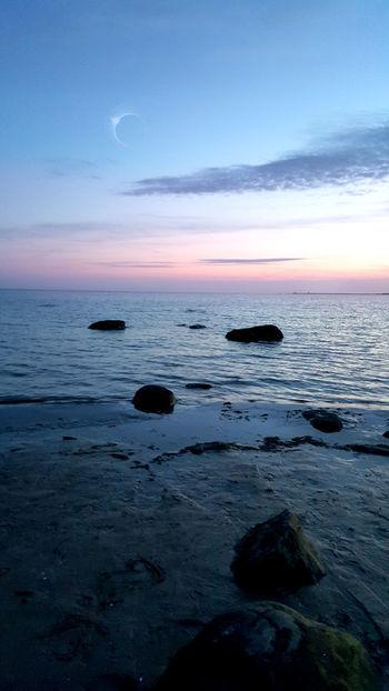 Nature Storm Sunset_collection Beach Ocean Sunset Water