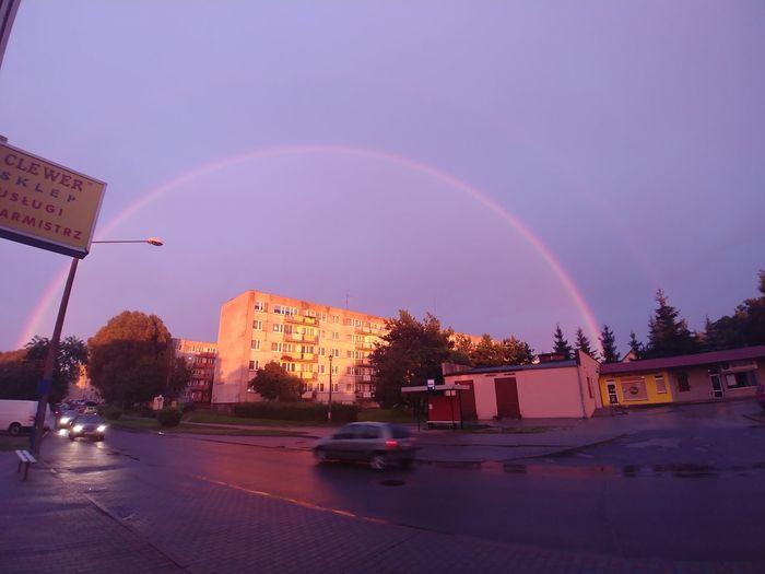 tęcza Rainbow