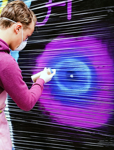 Pink Color Multi Colored One Person People Magenta Our Best Pics Abstract Getting Inspired Fineart Taking Photos The Week Of Eyeem Streetphotography Caught In The Moment Caught The Moment Artistic Perception Drawing, Painting, Artwork New Talent New Talents On EyeEm EyeEm Gallery EyeEm The Bes Light And Shadows EyeEm The Best Shots