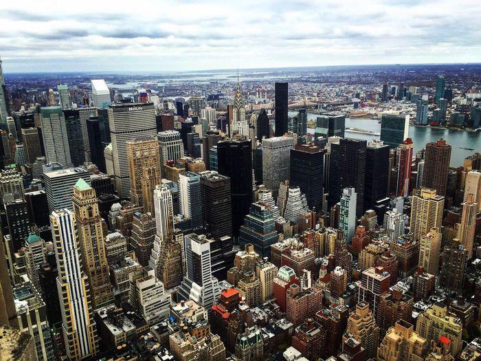 Battle Of The Cities City Tall - High First Eyeem Photo