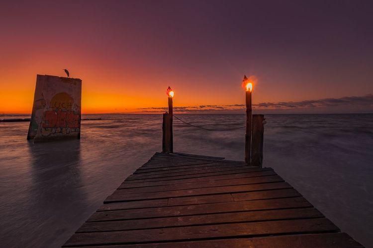 Holbox Sunset