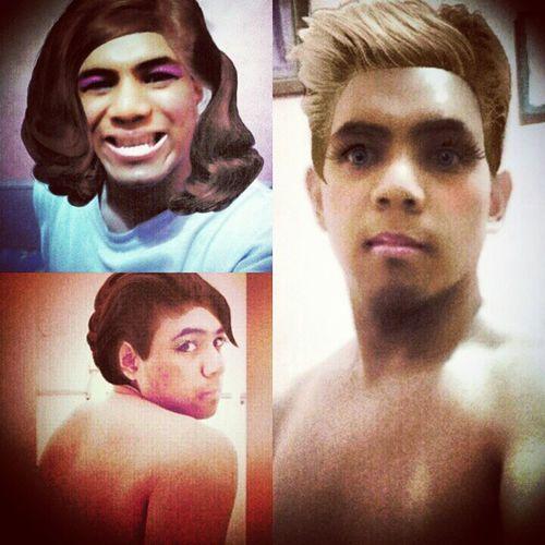 Kung Makeuptransformation lang ang laban di nako magpapaawat at magpapahuli... KakabuginkosiMileyCyrus hahahaha