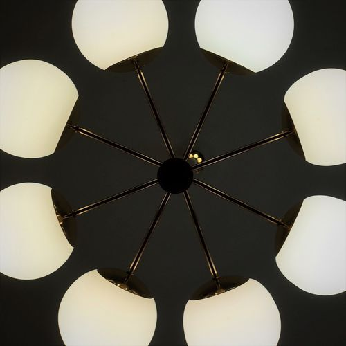 Black Background Close-up Hanging Illuminated Indoors  Lamppost Lamppost Monday Light Bulb Lighting Equipment Low Angle View No People