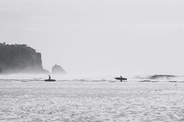Bali Impossible Sea Water Surf Scenics Blackandwhite Longboarding Perfection Glassy Water Ocean