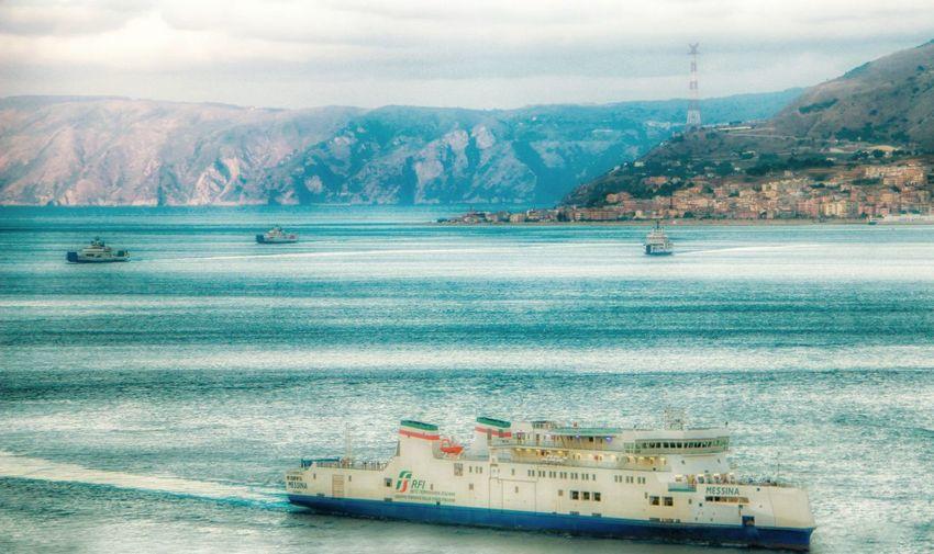 Four Ferries
