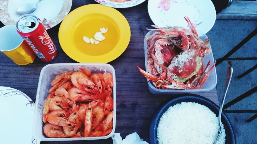 Family Dinner ♡ Quality Time Seafoods Shrimpsandcrabs