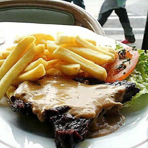 Eyeem France I Love Paris Summertime Eating Meat! Meat! Meat!