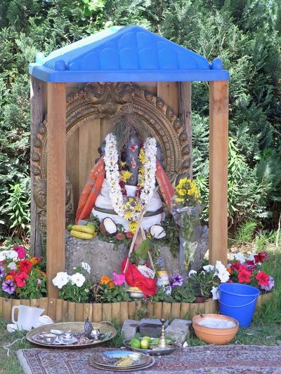 Asian Culture Ruhrgebiet Tempelfest Hamm Ganesha Altars