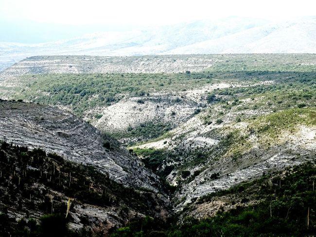 Canyon Road Canyon Scenic Route Hidalgo, México