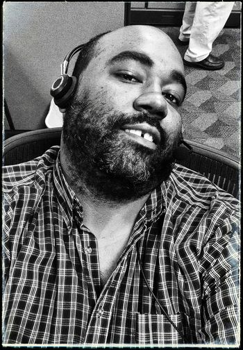 Laid back in the office. Almost time for some days off... Keep it positive people!