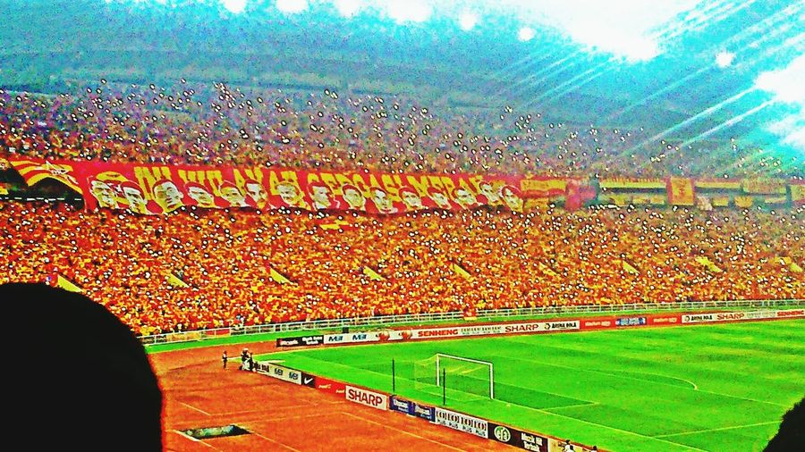 the red giant. Supportlocalfootball Malaysia Selangor