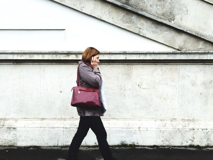 Streetphotography Woman Geometric Shapes Walking