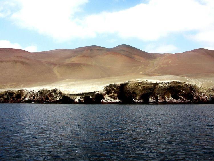 Paracas-Ica Sea Sky Nature  Water Sun Outdoors Day EyeEm Gallery Photography