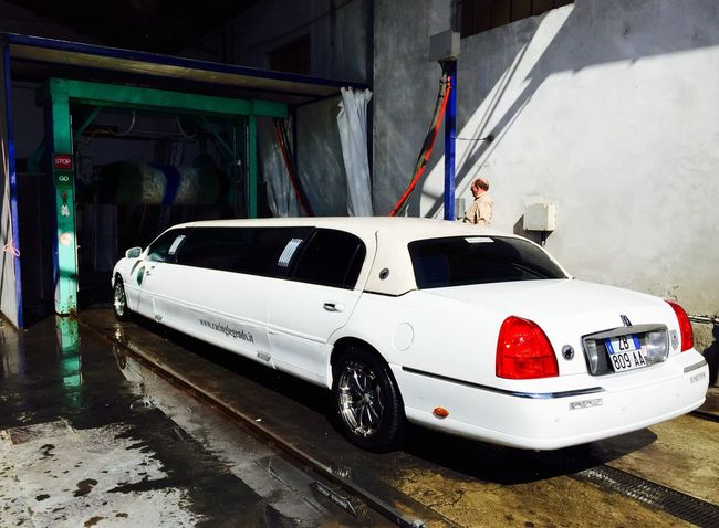 Limousine Racinglegends Genova Bachelorette Party