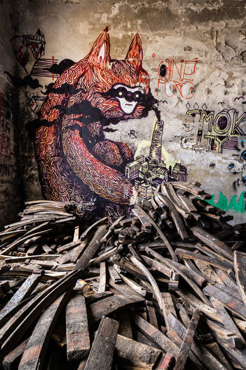 Art Battle Of The Cities Decay Graffiti Lost Lost Places Lostplace Lostplaces Streetart Streetart/graffiti StreetArtEverywhere Urban Art UrbanART Wall Art