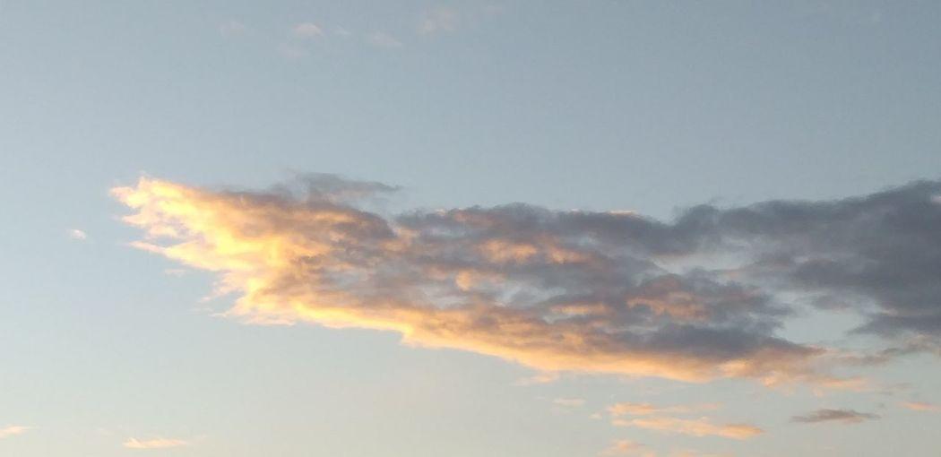 cloud #morning
