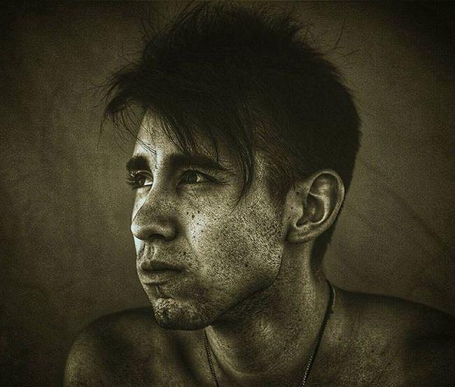 El arte del retrato... Portrait Gold Nikon Ig_argentina VSCO Eyes Ps Argentina Buenosaires Igersargentina