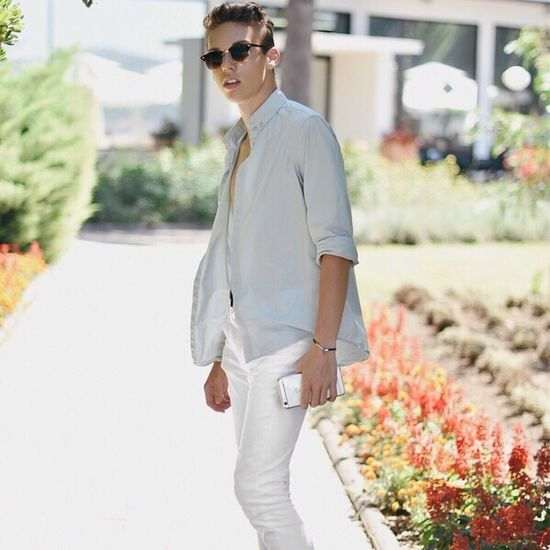 Focus On Foreground Young Adult Standing Young Men Casual Clothing Leisure Activity Mid Adult Men Lifestyles Person Outdoors