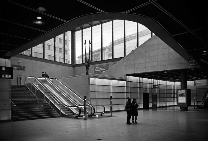 Monochrome Blackandwhite Streetphoto_bw Notes From The Underground