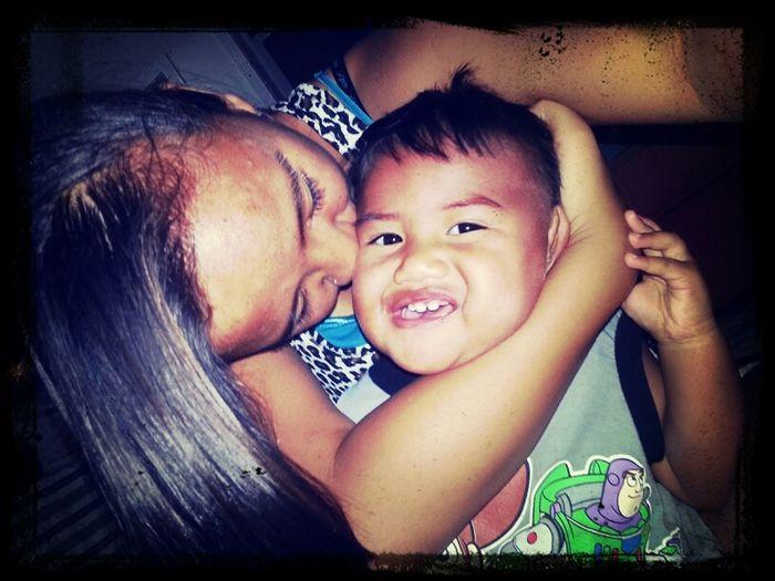 Baby Abuse!! Ahhaha I Love Him