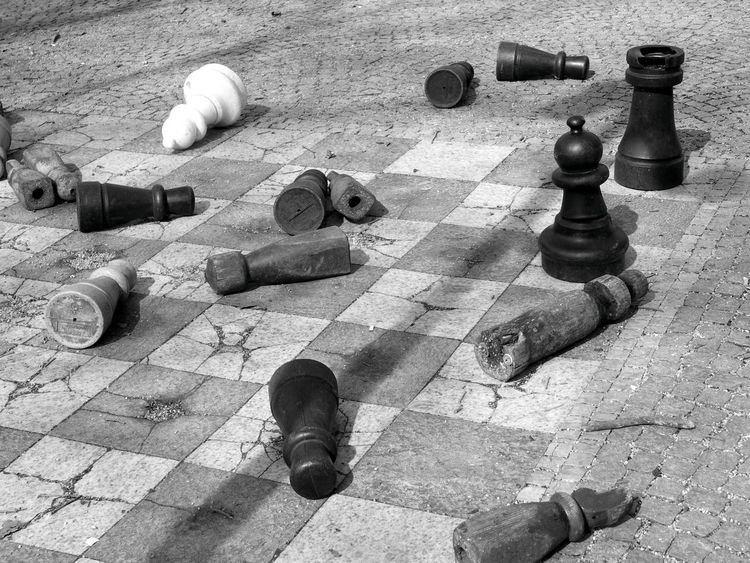 Schach Schachspiel Check Mate Chess Outdoor Photography Outdoor Games Munich München