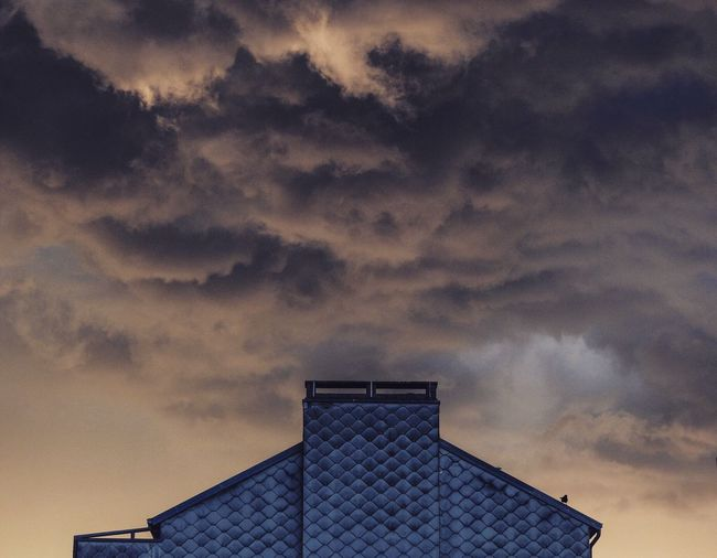 Doom, Gloom, Doomsday, Sky, Weather, Architecture, Clouds, Nature, Building, Dusk, Dark, Cloudy, Ambient