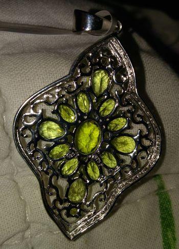 Sun diamonds Green Color #wonder Gem Peridot #shiny