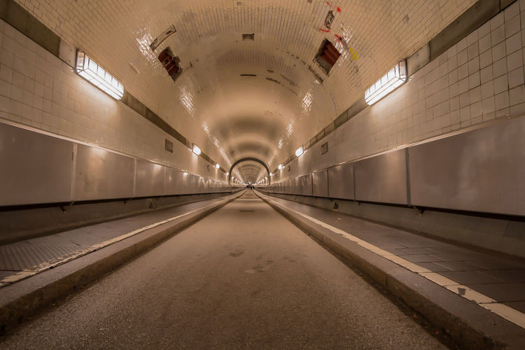 Alter Elbtunnel