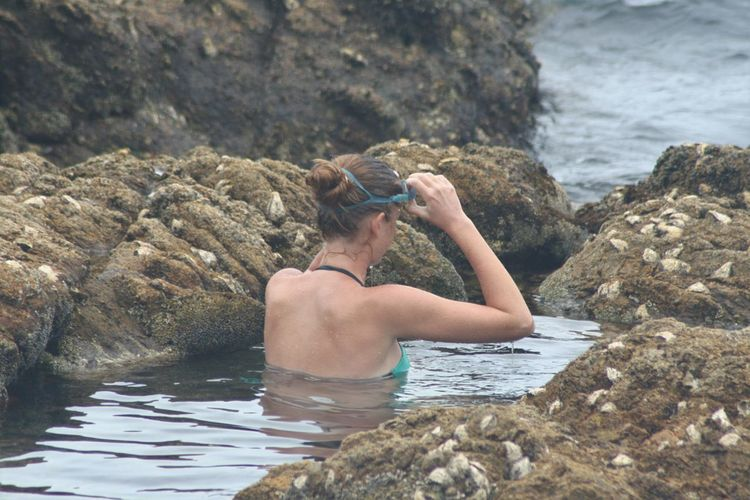 Exploring Holiday Snorkeling Vacation Time Beauty In Nature KwaZulu-Natal Coast Leisure Activity Nature One Person Outdoors Real People Water Young Adult