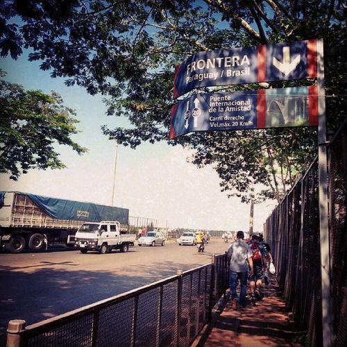 Amazing Ciudad del Este, Paraguay Ciudaddeleste Paraguay Граница между Парагваем и Бразилией