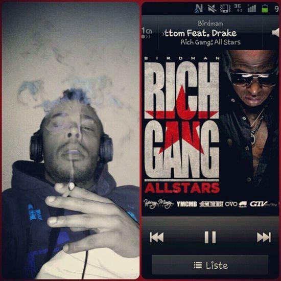 Avant dodo quoi de mieux que la New Tape '' RichGang '' de @birdman ''' au calme dans un bon Casque akg sans oublie un bon joints de weed smokersdelight '' smokers smokeweed instasplash instantasmokings instagramers paris France banlieue ''