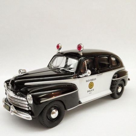Scalemodel Diecast Modelcar Hobby 143scale Ford ford fordor 1947 My Hobby